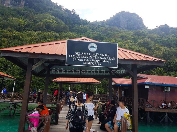Pulau Bohey Dulang