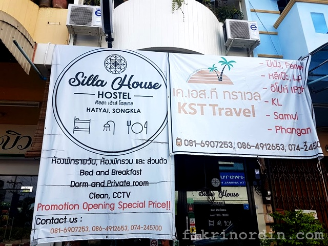 silla house